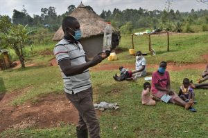 The Water Project:  Training On Solar Disinfection Of Water