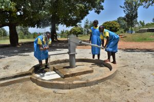 The Water Project:  Splashing Water