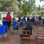 The Water Project: Gidimo Primary School -  Handwashing Demonstration