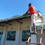 The Water Project: Gidimo Primary School -  Gutter Work