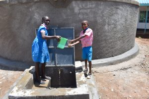 The Water Project:  Offering A Clean Drink Of Water
