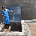 The Water Project: Gidimo Primary School -  Playing With Water In Celebration