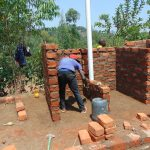 The Water Project: Gidimo Primary School -  Vip Latrine Construction