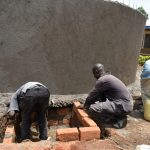 The Water Project: Jimarani Primary School -  Constructing The Drawing Point