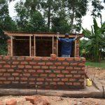 The Water Project: Jimarani Primary School -  Latrine Roofing