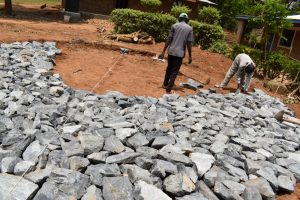 The Water Project:  Laying The Stones