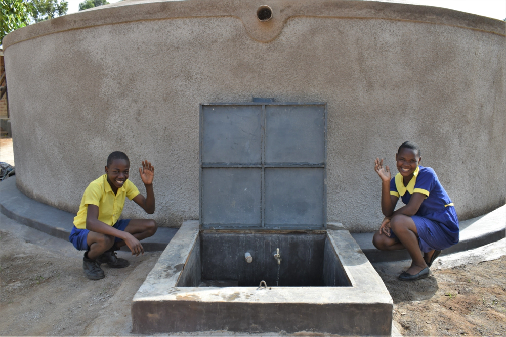 The Water Project : kenya21228-all-smiles