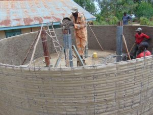 The Water Project:  Building The Pillars