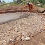 The Water Project: Kitambazi Primary School -  Setting The Foundation