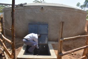 The Water Project:  A Teacher At The Waterpoint