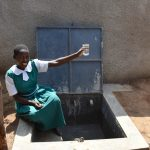 The Water Project: Kitambazi Primary School -  Cheers To Clean Water At School