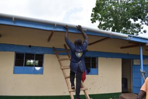 The Water Project:  Guttering Works