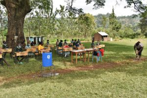 The Water Project:  Building A Simple Kitchen Garden