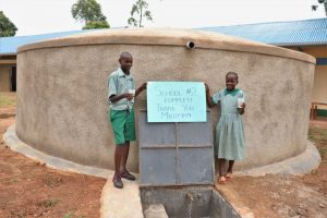 The Water Project:  Cheers To Clean Water At School