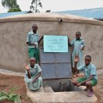 The Water Project: Friends Musiri Primary School -  Students Say Thank You