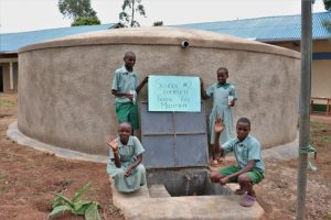 The Water Project:  Students Say Thank You