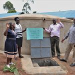 The Water Project: Friends Musiri Primary School -  Teachers And Staff Say Thanks