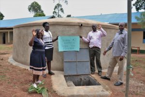 The Water Project:  Teachers And Staff Say Thanks