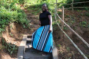 The Water Project:  Selpher Keya Shiundu