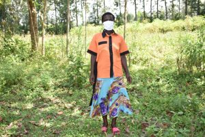 The Water Project:  Zaituni Nechesa Okanga