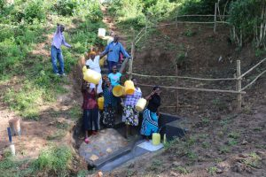 The Water Project:  Community Celebrates At The Spring