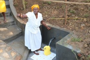 The Water Project:  Fetching Water With Joy