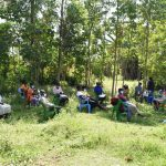 The Water Project: Emutetemo Community, Lubale Spring -  Training In Action