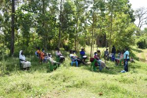 The Water Project:  Training In Action