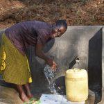 The Water Project: - Mushikulu B Community, Olando Spring