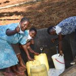 The Water Project: Mushikulu B Community, Olando Spring -  Happy Faces