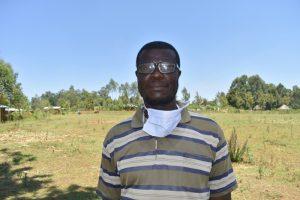 The Water Project:  Ibrahim Chetambe