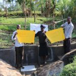 The Water Project: Mabanga Community, Ashuma Spring -  Everything Is Glorious