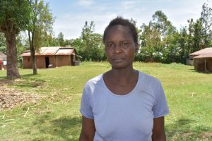 The Water Project:  Selpher Muchenya