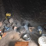 The Water Project: Emuyere Community, Kaikai Spring -  Inside A Kitchen