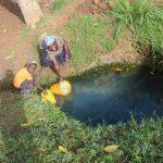 Mushikulu A Community, Wesonga Spring Protection Underway!