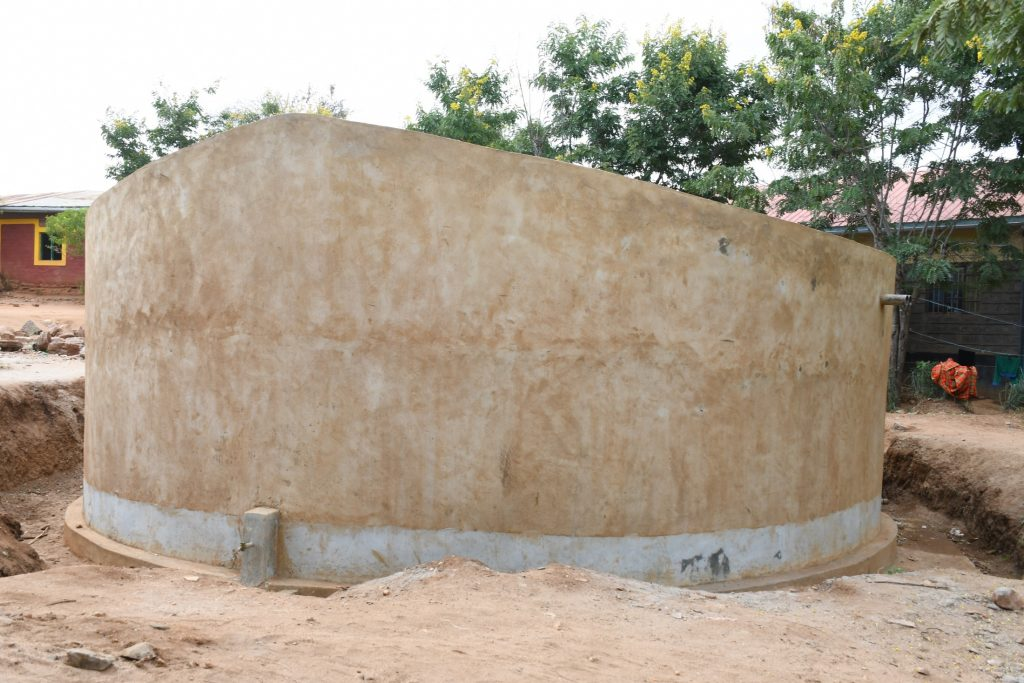 The Water Project : kenya21453-complete-tank-1