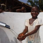 The Water Project: Lokomasama, Rotain Village -  Happy At The Well
