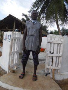 The Water Project:  Ibrahim Sorie Bangura