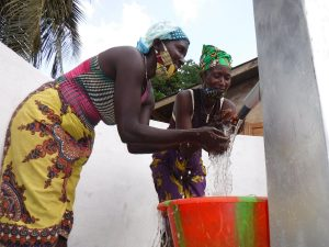The Water Project:  Splashing At The Well