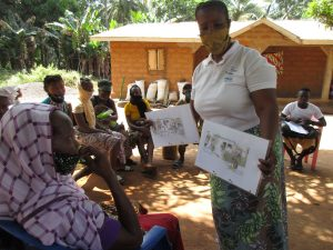 The Water Project:  Community Health Lesson