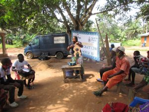 The Water Project:  Diarrhea Lesson