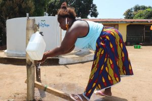The Water Project:  Handwashing At The Well