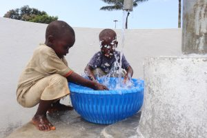The Water Project:  Kids Celebrating