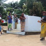 The Water Project: Lungi, Suctarr, #47 Kamara Street -  Singing At The Well Dedication