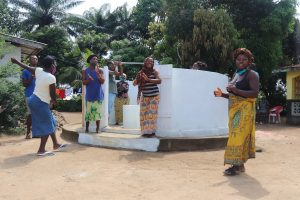 The Water Project:  Singing At The Well Dedication