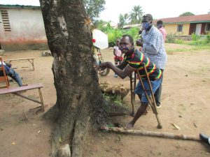 The Water Project:  Handwashing With The Tippy Tap