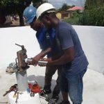 The Water Project: Lungi, Rotifunk, 22 Kasongha Road -  Pump Installation