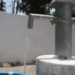 The Water Project: Lokomasama, Satamodia Village -  Clean Water Flowing