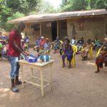 The Water Project: Lokomasama, Satamodia Village -  Handwashing Demonstration