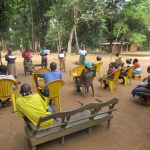 The Water Project: Lokomasama, Satamodia Village -  People Participate In Training